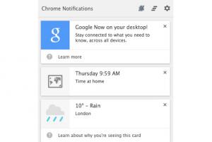 Google Now语音助理登陆Mac版Chrome浏览器